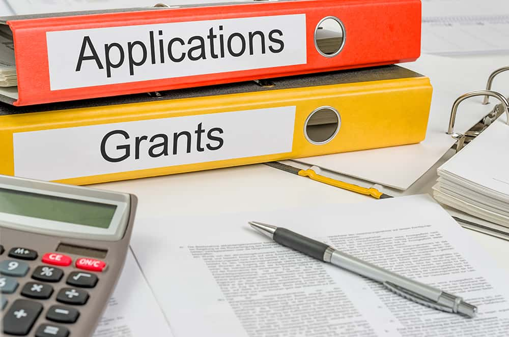 Grant funding access and advice
