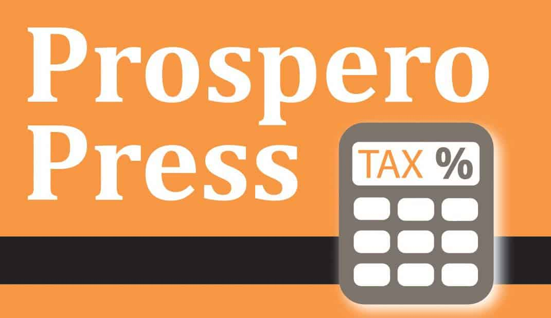 Prospero Press Header Image Prospero Accounting Ltd