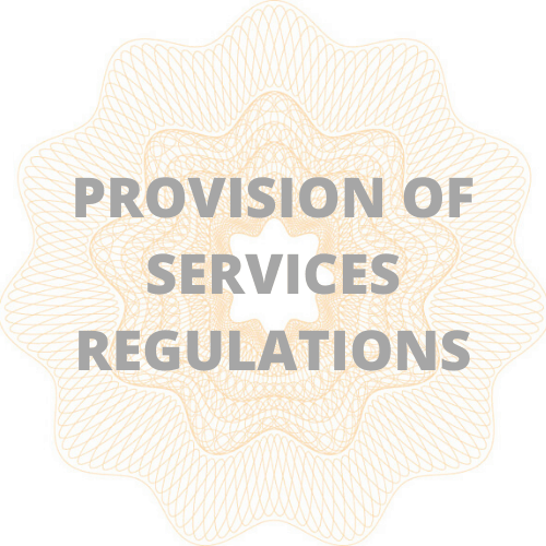 Prospero Accounting Ltd Provision of Services Regulations