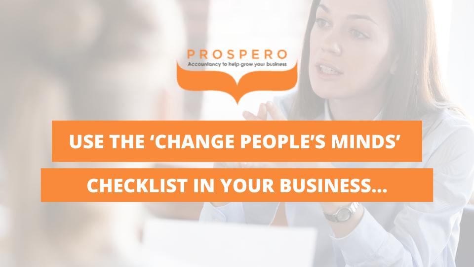 Make Change Easier Business Bitesize Report Prospero Accounting Ltd